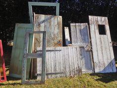 vintage doors ...