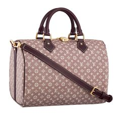El Speedy de Vuitton: Monogram IDYLLE