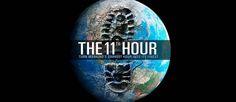 http://mundodecinema.com/11th-hour/ - The 11th Hour é um documentário que explora o movimento ecológico, conhecido por ambientalismo. Leonardo DiCaprio é uma das figuras centrais.