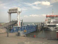 Webcam veerboot Lauwersoog-Schiermonnikoog