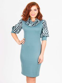 Купить Платье Lautus 589 / Платья / Офисные / Интернет-магазин Эгерия