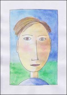 Jednoduchý portrét