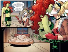 harley and ivy ♡