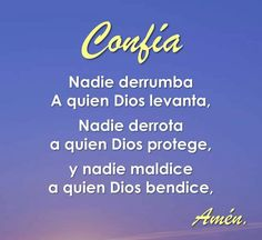 Spiritual Messages, Positive Messages, Meaningful Quotes, Inspirational Quotes, Coaching, Healing Words, God First, Spanish Quotes, Quotes About God