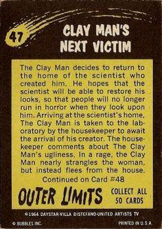 47 Clay Man's Next Victim