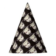 party supplies boo dollhaunted doll party hat - Halloween happyhalloween festival party holiday
