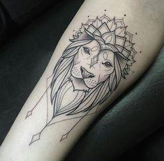 Female Lion Tattoos Over 120 Models Tattoo Ideas - tattoo - . - Female lion tattoos over 120 models of tattoo ideas – tattoo – # Lion tattoos - Hand Tattoos, Leo Lion Tattoos, Female Lion Tattoo, Tattoo L, Star Tattoos, Elephant Tattoos, Piercing Tattoo, Feather Tattoos, Body Art Tattoos