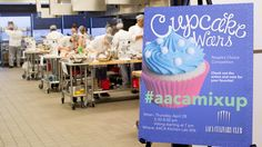 Cupcake Wars, Culinary Arts, Competition, Student, American