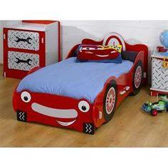 Toddler boys room