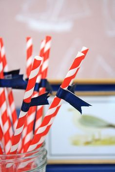 Nautical Sailboat Birthday Party | | Kara's Party IdeasKara's Party Ideas