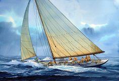 Honfleur, Sailing Regatta, Le Havre, Sea Art, Belle Photo, Marines, Sailing Ships, Photos, Christian