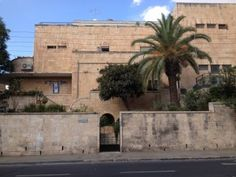 What's the connection between Bob Marley and this famous house in Rehavia?  www.fjisrael.com