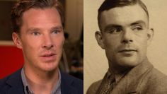 "The star of ""The Imitation Game"" talks about portraying the math genius who cracked the Nazis' secret code, but whose life had a tragic twist"