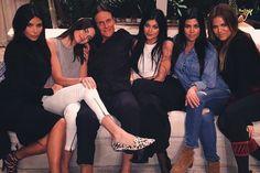 Kim Kardashian and Family Share Loving Words of Support for Bruce Jenner