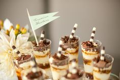 Tiramisu shooters inspired me to make my own for Oscar Party http://hmhdesigns.wordpress.com/2012/02/27/oscar-party-wrap-up/