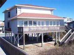 House vacation rental in Ocean Isle Beach from VRBO.com! #vacation #rental #travel #vrbo