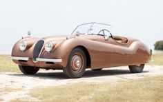 The gorgeous 1950 Jaguar XK120 Roadster - Steelasophical Ideas and Likes  www.steelband.co.uk