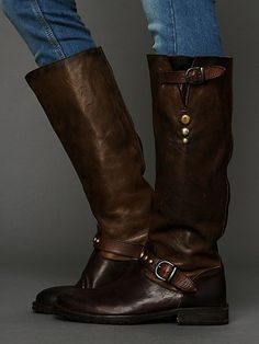 perfection. Free People HTC Hurricane Tall Boot