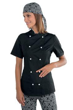 Vetement de travail femme cuisine
