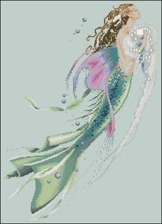 mermaid - Gallery.ru / Фото #1 - Sirena 2 - cnekane