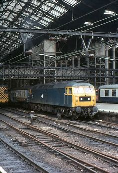 Liverpool Street in May 1976. - 47 135