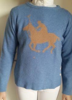Pullover | Woolmark Blend | Reitpullover | Polomotiv | gebraucht kaufen | ehorses Kleinanzeigen