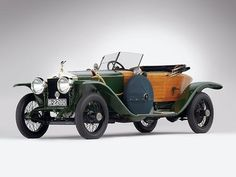 carsontheroad: 1914Rolls Royce;selected by CarsOnTheRoad