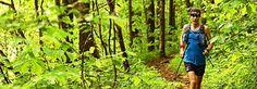 Scott Jurek na trasie Appalachian Trail