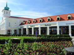 Designer Outlet Parndorf Travel List, Outlets, Designer, Sport, Mansions, House Styles, Places, Shopping, Home Decor