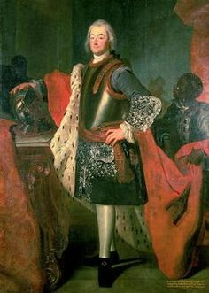 Anonymous  - Prince Leopold Von Anhalt-Kothen (1694-1728), Patron of Bach from 1717-23