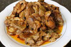 Spanish Kitchen, Spanish Food, Pork, Keto, Chicken, Recipes, Canela, Homemade Food, Sauces