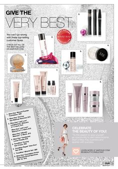 Mary Kay® Best Sellers!