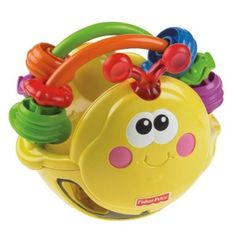 Fisher-Price Go Baby Go! Gigglin Bee Ball