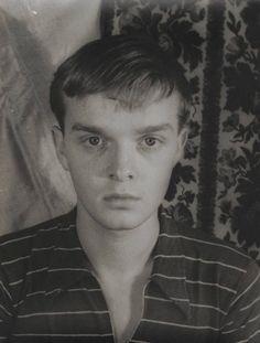 Truman Capote, 1948 - photo by Carl Van Vechten