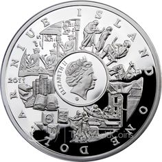 Niue 2011 1$ Writing Mankind's Crucial Achievements Proof Silver Coin :: Top World Coins