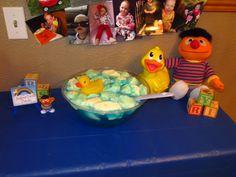 Sesame Street Birthday Party Ideas | Photo 1 of 76 | Catch My Party