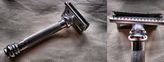 via @gentsgazette Double Edge Razor & Shaving Guide - How to shave with a DE razor