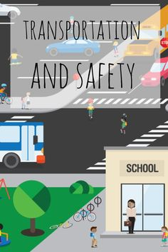 Transportation and Safety issues need to be addressed more. Students will learn the safety issues related to transportation and why it is important to be safety aware. Thesis, Lesson Plans, Ontario, Transportation, Safety, Campaign, Students, Ads, How To Plan