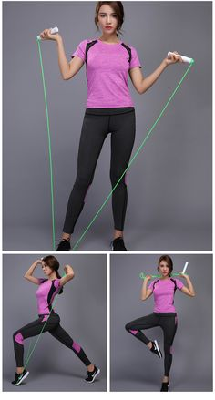 ad39363d96 LYNSKEY Women Yoga Set Gym Fitness Clothes Tennis Shirt+Pants Running  Tights Jogging Workout Yoga Leggings Sport Suit