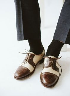 26ce726858a Derby men shoes with cap toe, custom leather shoes, handmade brogues, brown  shoes