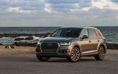 Cool Audi: Scarica sfondi Audi Q7, 2016, grigio Q7, tramonto, crossover, auto tedesche, Aud...  Automobili Check more at http://24car.top/2017/2017/07/30/audi-scarica-sfondi-audi-q7-2016-grigio-q7-tramonto-crossover-auto-tedesche-aud-automobili/