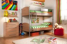 Positive emeletes ágy #gyerekbútor #bútor #desing #ifjúságibútor #cilekmagyarország #dekoráció #lakberendezés #termék #ágy #gyerekágy #tölgy #positive #emeleteságy