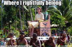 You Go Kate Middleton!
