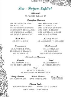 Sample Wedding Invitation List Entourage Refrence Wedding Invitation Sample Entourage List Best Wedding Entourage sample of wedding invitation entourage list, sample wedding invitation list entourage, sample wedding invitation with entourage list Wedding Invitations Examples, Modern Wedding Invitation Wording, Invitation Text, Traditional Wedding Invitations, Unique Wedding Invitations, Wedding Invitation Templates, Invites, Wedding Programs, Invitation Layout