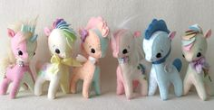 Gingermelon Dolls: My Sweet Pony Pattern Release!