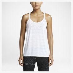 Camisa Regata Nike Dri-Fit Cool Breeze Strappy Feminina(3 Reviews) Camiseta  918c6851c9c02