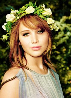 Jennifer Lawrence! What a beaut!