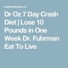 Best easy diet to lose weight fast