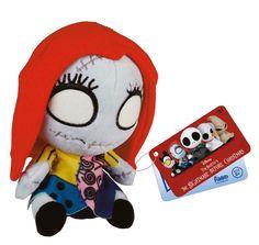 Nightmare Before Christmas Mopeez Plüschfigur Sally 12 cm  Nightmare Before Christmas Plüschies - Hadesflamme - Merchandise - Onlineshop für alles was das (Fan) Herz begehrt!