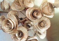 5 manualidades con papel reciclado | Aprender manualidades es facilisimo.com